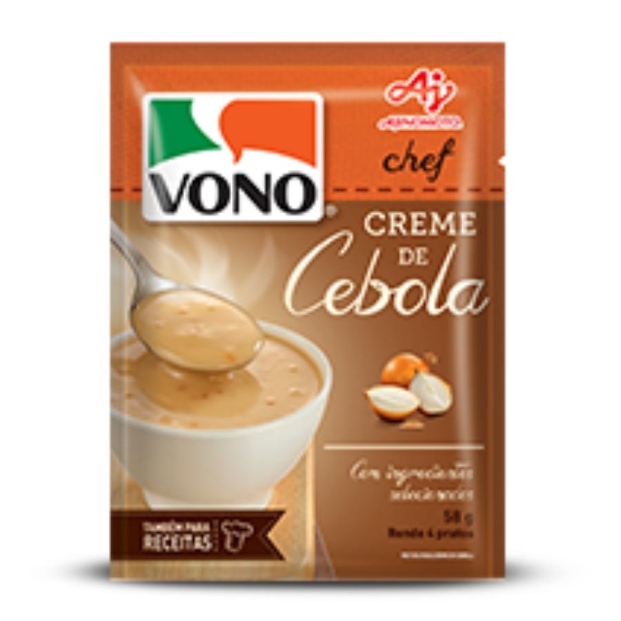 SOPA VONO CHEF CREME DE CEBOLA 1X12X58GR