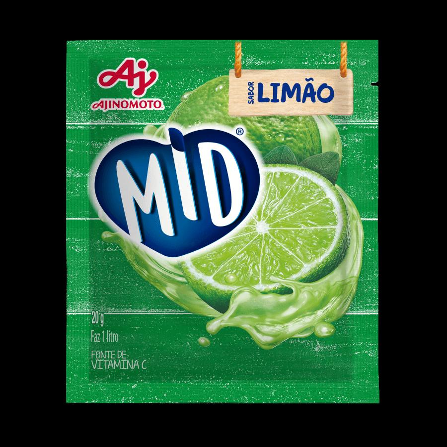 MID REFRESCO LIMAO - 15X20G
