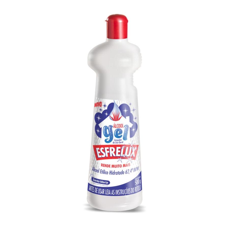 Álcool Gel Esfrelux 500g